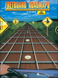 Fretboard Roadmaps - Fred Sokolow
