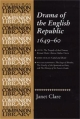 Drama of the English Republic, 1649-1660 - Janet Clare