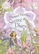 Flower Fairies Secret Diary For Any Year - Collectif