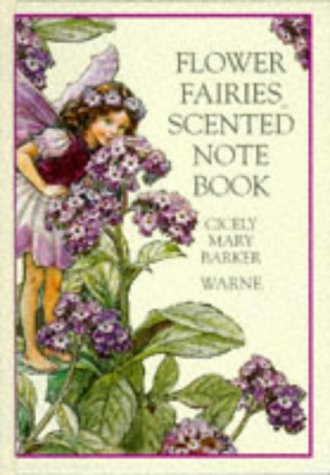 Flower Fairies Scented Notebook