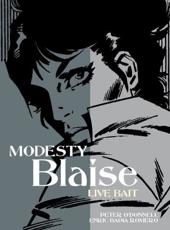 Modesty Blaise: Live Bait - Peter O'Donnell