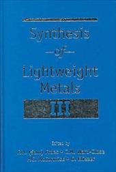 Synthesis of Lightweight Metals III - Froes, F. H. / Ward-Close, C. M. / Eliezer, D.