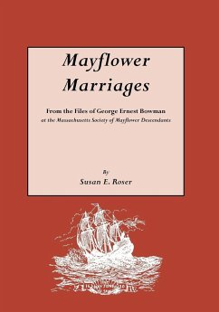 Mayflower Marriages - Roser, Susan E.