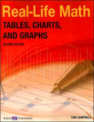 Real-Life Math: Tables, Charts, and Graphs - Tom Campbell