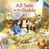All Safe in the Stable [With Poster] - Holder, MIG / Smallman, Steve