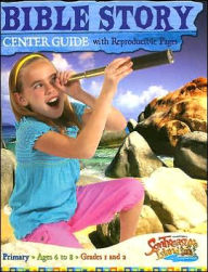 VBS-Son Treasure Island Bible Story Center Guide Primary: Includes Reproducible Pages - Gospel Light Publications