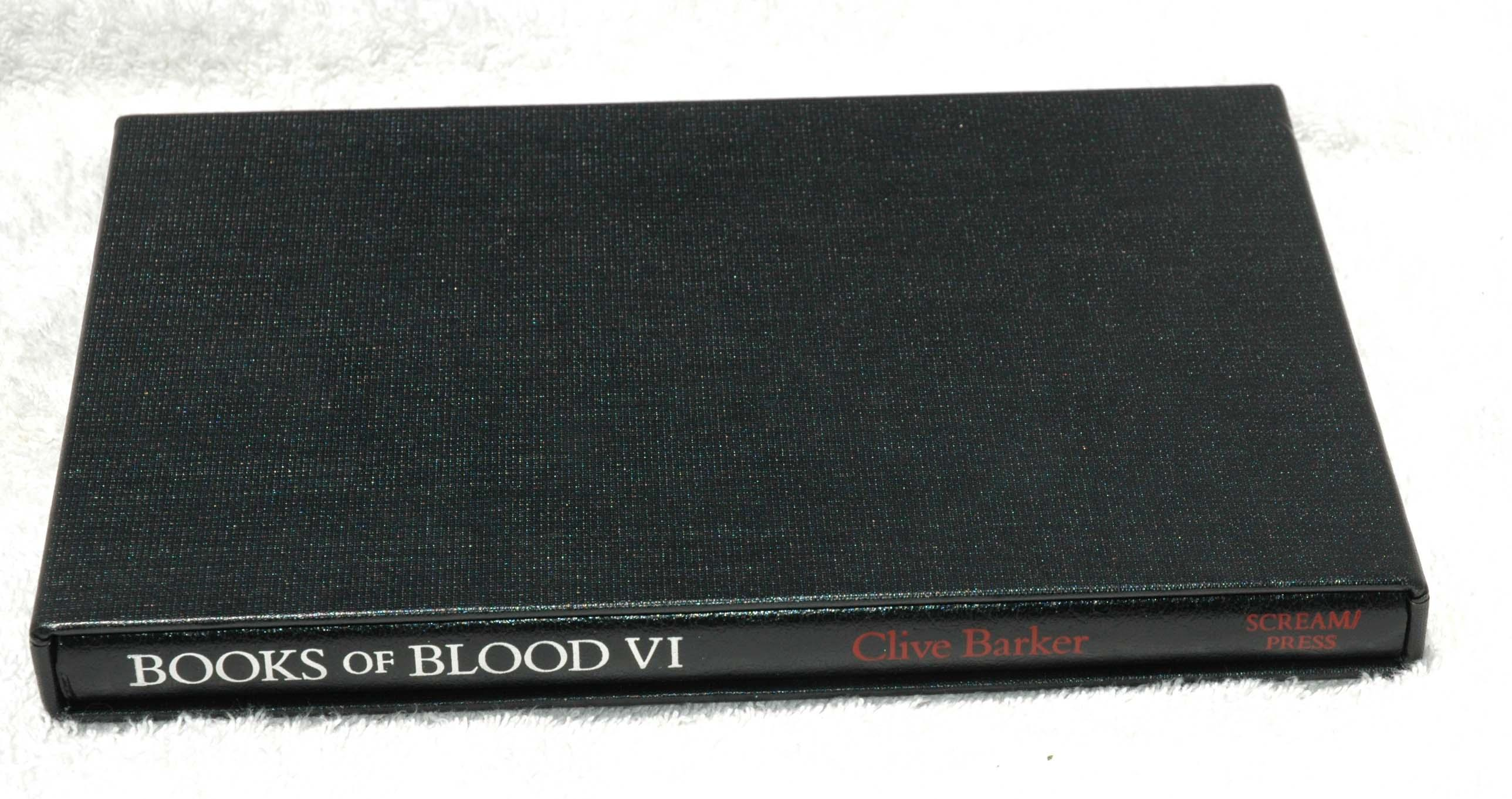 Clive Barker's Books of Blood