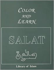 Color and Learn Salat
