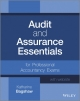 Audit and Assurance Essentials - Katharine Bagshaw