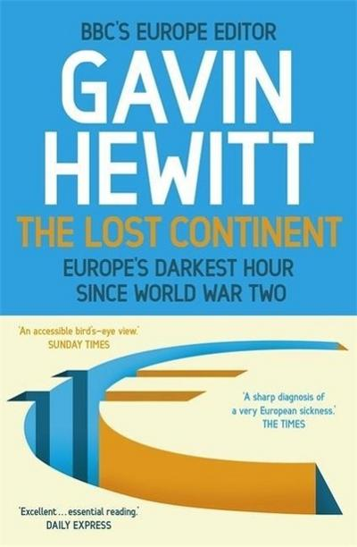 The Lost Continent - Gavin Hewitt