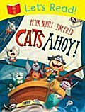Let's Read! Cats Ahoy