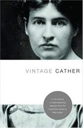Vintage Cather - Cather, Willa