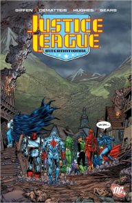 Justice League International Vol. 6 - Various