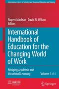 Wilson, David: International Handbook of Education for the Changing World of Work