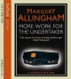More Work for the Undertaker - Margery Allingham; Philip Franks