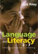 Language and Literacy 3-7: Creative Approaches to Teaching