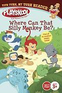 Where Can That Silly Monkey Be?