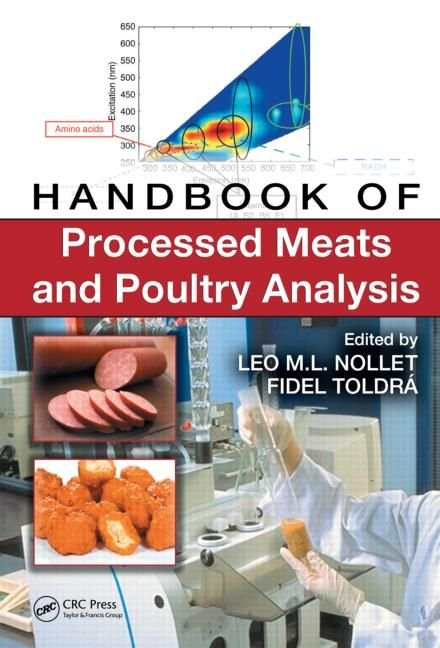 Handbook of Processed Meats and Poultry Analysis - Leo M.L. Nollet