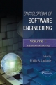 Encyclopedia of Software Engineering - Phillip A. Laplante
