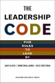 The Leadership Code - Dave Ulrich; Norm Smallwood; Kate Sweetman