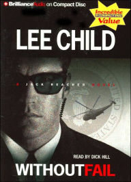 Without Fail (Jack Reacher Series #6) - Lee Child