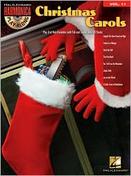 Christmas Carols - Harmonica Play-Along, Volume 11