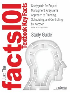 Studyguide for Project Managment - Cram101 Textbook Reviews