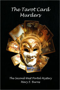 The Tarot Card Murders - Mary F. Burns
