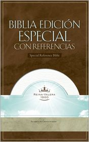 RVR 1960 Special Reference Bible (White Bonded Leather) - B&H Espanol B&H Espanol Editorial Staff (Editor)