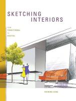 Sketching Interiors: From Traditional to Digital