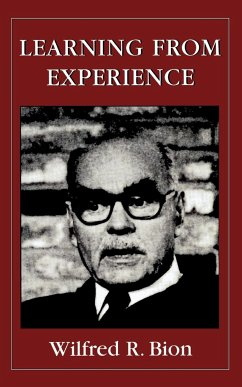 Learning from Experience - Bion, Wilfred R.