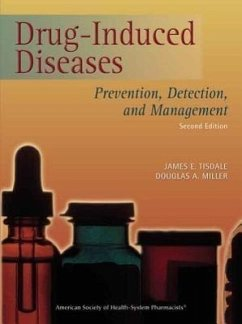 Drug-Induced Diseases: Prevention, Detection, and Management, 2nd Edition