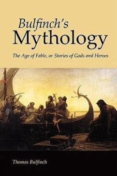 Bulfinch's Mythology, Large-Print Edition - Bulfinch, Thomas