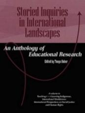 Storied Inquiries in International Landscapes - Huber, Tonya