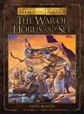 The War of Horus and Set - David McIntee, Mark Stacey Stacey