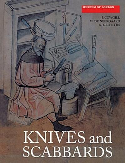 Knives and Scabbards - J. Cowgill