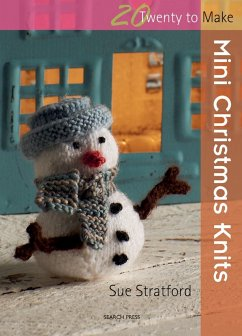 Mini Christmas Knits - Stratford, Sue