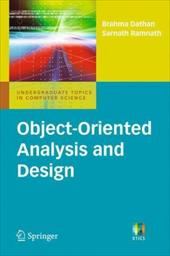 Object-Oriented Analysis and Design - Ramnath, Sarnath / Dathan, Brahma
