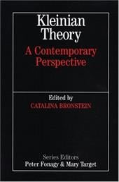 Kleinian Theory: A Contemporary Perspective - Bronstein, Cathy