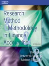 Research Methods and Methodology in Finance and Accounting - Viv Beattie, Bob Ryan, Robert W. Scapens