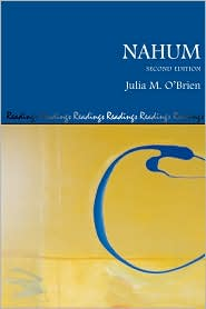 Nahum, Second Edition - Julia M. O'Brien