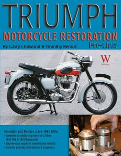 Triumph Motorcycle Restoration - Chitwood, Gary