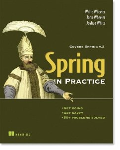 Spring in Practice - Wheeler, Willie Wheeler, John White, Joshua