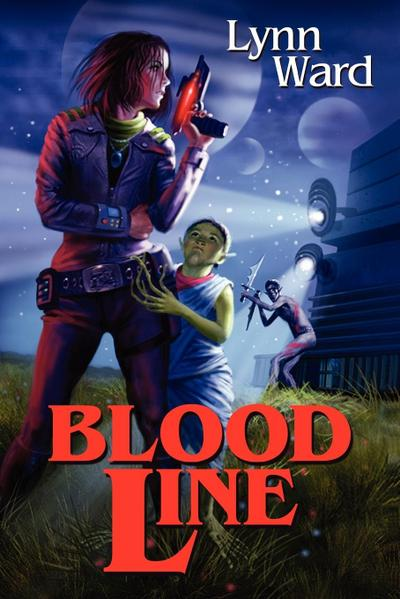 Blood Line - Lynn Ward