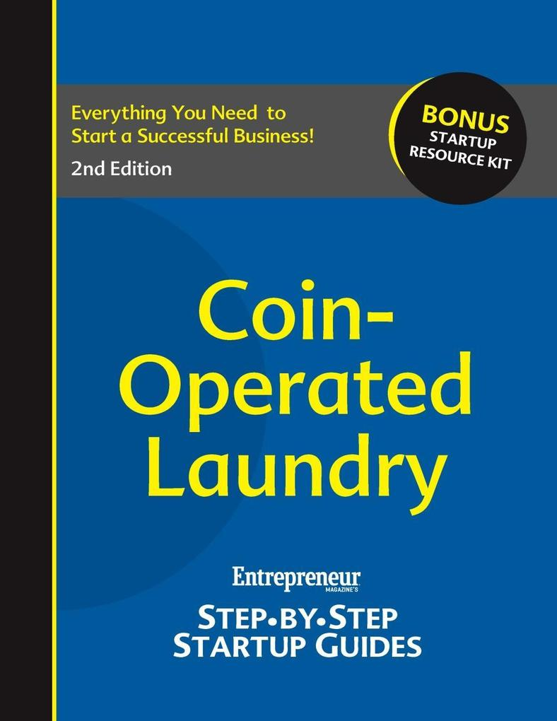 Coin-Operated Laundry als eBook Download von ntrepreneur magazine Entrepreneur magazin - ntrepreneur magazine Entrepreneur magazin