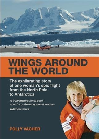 Wings Around the World als eBook Download von Polly Vacher - Polly Vacher