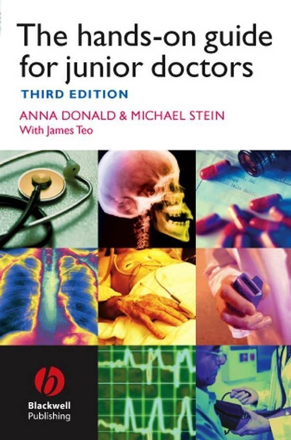 The Hands-on Guide for Junior Doctors als eBook Download von Anna Donald, Mike Stein - Anna Donald, Mike Stein