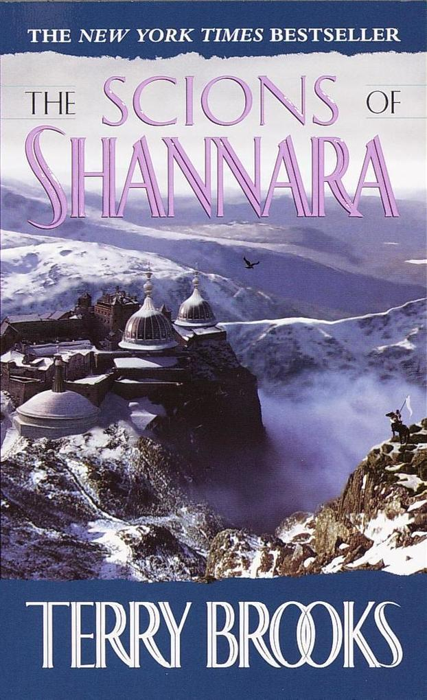The Scions of Shannara als eBook Download von Terry Brooks - Terry Brooks