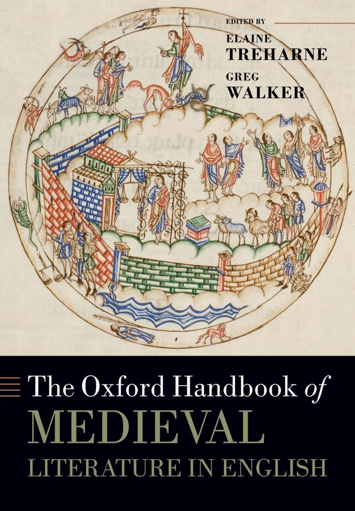 Oxford Handbook of Medieval Literature in English als eBook Download von