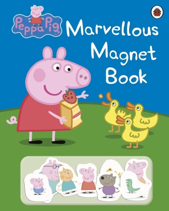 Peppa Pig: Peppa Pig - Marvellous Magnet Book